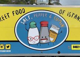 Salt Pepper and Cumin