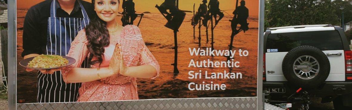 Walkway to Ceylon