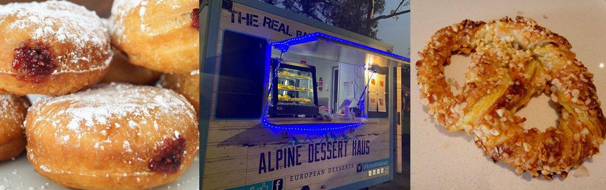 Alpine Dessert Haus